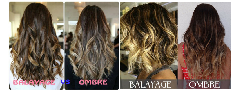 How To Choose Between A Balayage Or Ombre Hair Colour